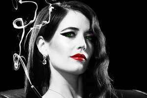 Eva Green In Sin City Movie