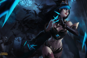 Evelynn League Of Legends