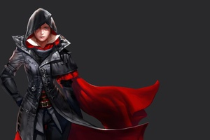 Evie Frye Assassins Creed Syndicate Wallpaper