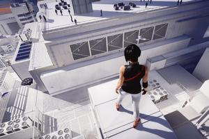 Faith Connors Mirrors Edge Catalyst