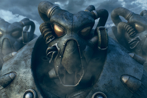 Fallout 2 Fan Art Cold Encounters