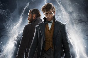 Fantastic Beasts The Crimes Of Grindelwald Wallpaper