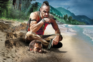 Far Cry 3 5k Wallpaper