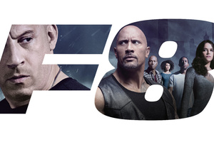 Fast 8 The Fate Of The Furious Wallpaper