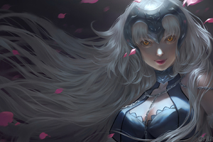 Fate Grand Order Jeanne Darc Alter Wallpaper
