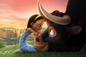Ferdinand 2017 4k Movie Hd