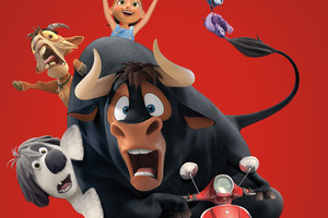 Ferdinand Best Animated Movie Of 2017 4k