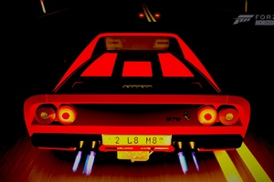 Ferrari 288 Gto In Forza Horizon 3 Wallpaper