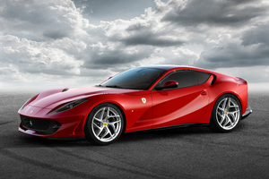 Ferrari 812 Superfast 2018 5k