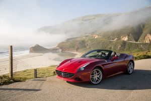 Ferrari California 4k