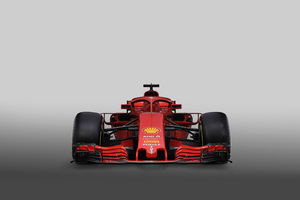 Ferrari SF71H 2018 Wallpaper