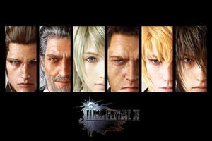 Final Fantasy XV Game Poster