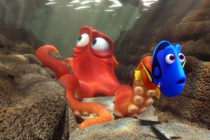 Finding Dory 2016 Wallpaper