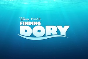 Finding Dory Poster Wallpaper