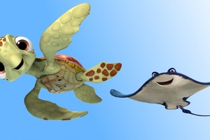 Finding Dory Turtle