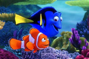 Finding Nemo Fishes Wallpaper