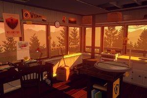 Firewatch Pc Game