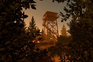 Firewatch Video Game Wallpaper