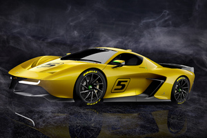 Fittipaldi EF7 Vision Gran Turismo Limited Edition 4k 5k Wallpaper