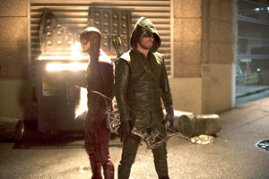 Flash And Arrow