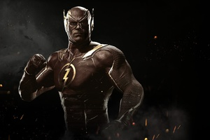 Flash In Injustice 2