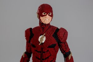 Flash Lego Wallpaper