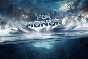 For Honor Frost Wind 4k Wallpaper