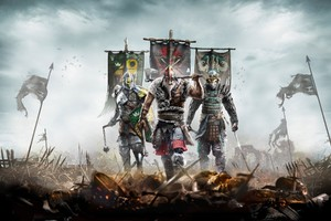 For Honor Game