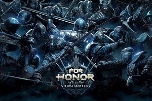 For Honor Season 7 Storm And Fury 2018 8k