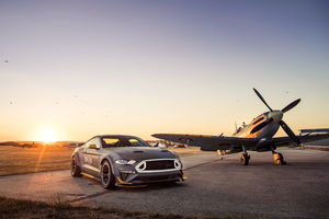 Ford Eagle Squadron Mustang GT Wallpaper