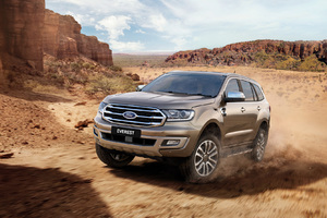 Ford Everest Titanium 2018 Suv