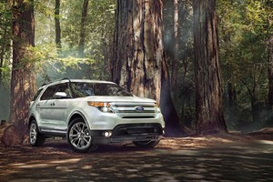 Ford Explorer 2016 Wallpaper