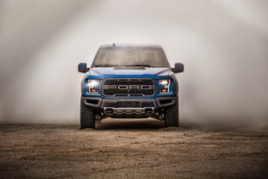 Ford F 150 Raptor SuperCrew 2018 Wallpaper
