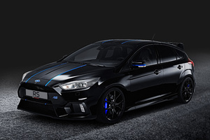 Ford Focus RS Performance Parts 4k