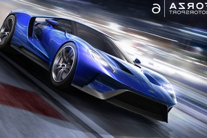 Ford GT Forza Motosport 6
