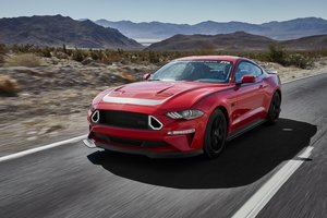 Ford Mustang 2019 Wallpaper