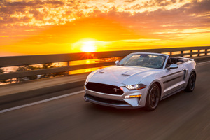 Ford Mustang GT Convertible 2019