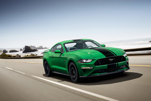 Ford Mustang GT Fastback 2018 Wallpaper