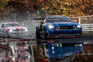 Ford Mustang RTR Project Cars 2 4k Wallpaper