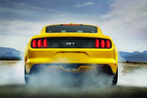 Ford Mustang V8 GT 12K Wallpaper