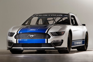 Ford NASCAR Mustang 2019 Wallpaper