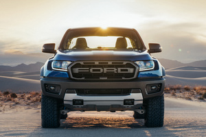 Ford Ranger Raptor Wallpaper