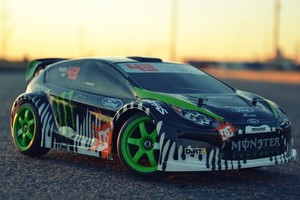 Ford Remote Control RC Drift Car