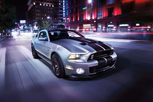 Ford Shelby 8k Wallpaper