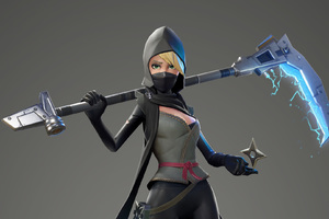 Fortnite Female Ninja