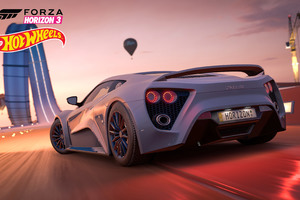 Forza Horizon 3 Hot Wheels Wallpaper