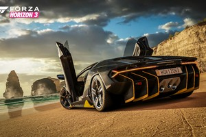 Forza Horizon 3 Lamborghini Wallpaper