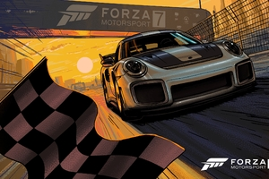 Forza Motorsport 7 Artwork