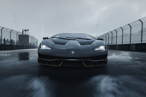 Forza Motorsport 7 Lamborghini Wallpaper