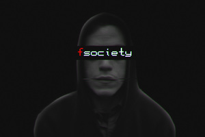 Fsociety Mr Robot